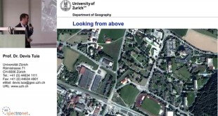 1703022 02 Remote sensing and deep learning: smart processing of images from above