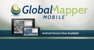 Download Global Mapper Mobile for Android, it's Now Available