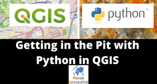 [Tutorial] Getting in the Pit with Python in QGIS
