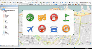 How to create custom awesome symbols for ArcMap in five easy steps using Iconfinder  Inkscape.
