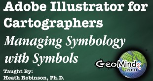 Adobe Illustrator for Cartographers 20: Managing Symbology with Symbols