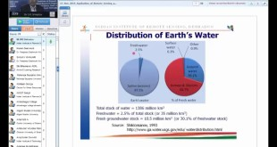 Application of RS and GIS in hydrogeology