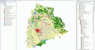 ArcGIS 10.x – Dissolve layer to speed up the process of rendering