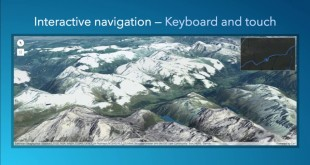 Controlling the Camera & 3D Navigation in your ArcGIS API for JavaScript App