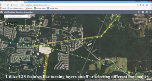 GIS Powered Drone Image Inspection Viewer