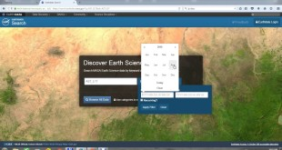 How to download ASTER satelite images (they are free) and use it in your project?