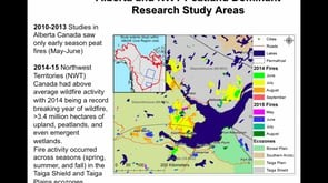 Improving Remote Sensing Capability for Assessing Wildfire Effects in North American Boreal Peatlands