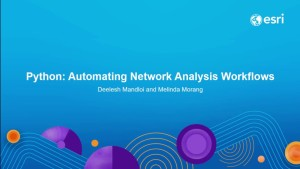Python: Automating Network Analysis Workflows