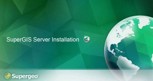 SuperGIS Server Installation