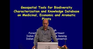 06 Bio diversity conservation using RS & GIS