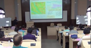 07 Use of GIS and space applications in development and administration