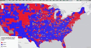 2D Visualization with the ArcGIS API for JavaScript