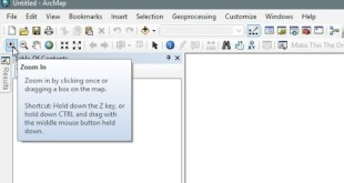 ArcGIS 10.x – Show tool tips when the cursor is hovered over Toolbar