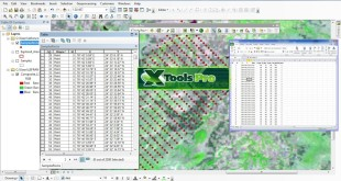 ArcGis Export Table to MS Excel