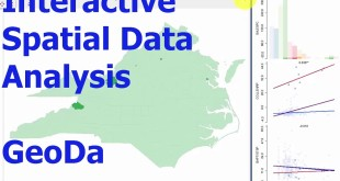 Exploratory Spatial Data Analysis 1: Intro to GeoDa: