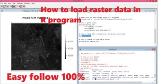 How to add raster in r program | How to add multiple raster in r programming