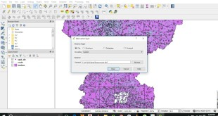 join attribute table in QGIS