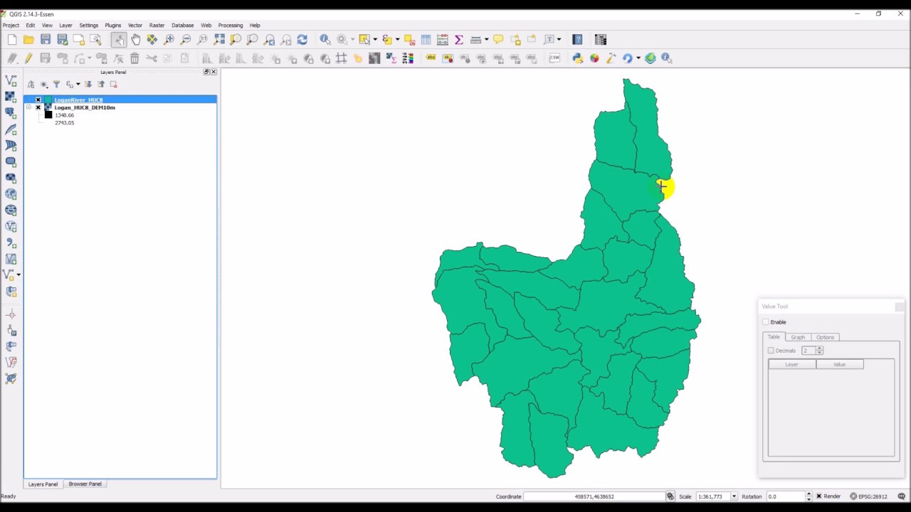 how to use ausmap in qgis
