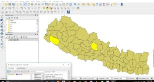 search/query in QGIS