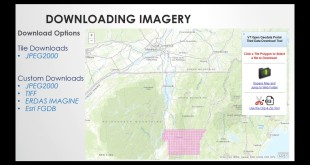Vermont's Imagery Resources – Finding What You Need