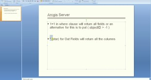 ArcGIS Server 10.x – Return all features and all fields from query window of Arcgis Rest Services
