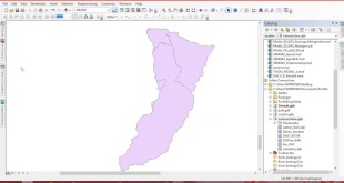 Change projection and calculate area in ArcGIS