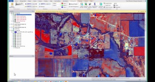 Customized Indices Using ERDAS IMAGINE and Spatial Modeler