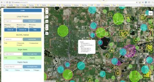 Display and analyze GIS data on the web with Leaflet.js