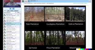 Forest Growing Stock Carbon Assesment Using RS GIS