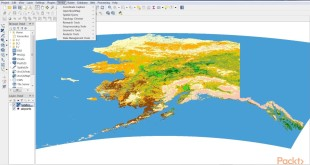 Getting started with QGIS : Introducing QGIS | packtpub.com