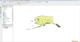 Getting started with QGIS : Viewing Spatial Data | packtpub.com