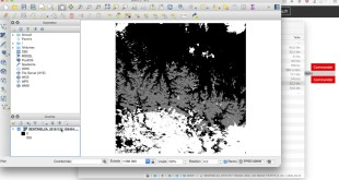 How to get Theia snow products and display them in QGIS