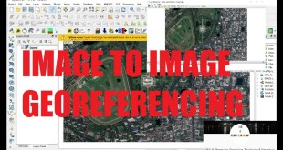 Image to Image Georeferencing in QGIS