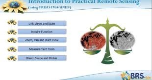 Introduction to Practical Remote Sensing (Using ERDAS Imagine) Training Course
