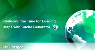 Reducing the Time for Loading Maps with Cache Generator