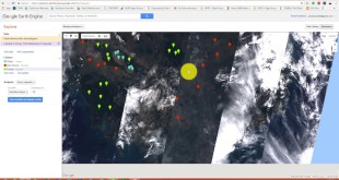 Supervised Classification | Explorer Google Earth Engine