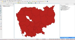 Tutorial2: How to import shapefile to PostGIS with QGIS? updated