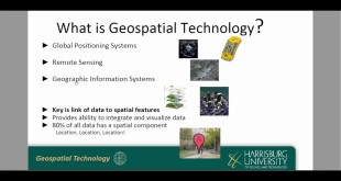 What is GIS Part 1