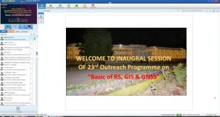 Basic of RS, GIS & GNSS