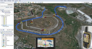 Converting Google Earth kml To GARMIN GPS devices gpx