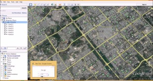 Extract Geographic Coordinate (Lat/long) from Google earth (KML to Excel)