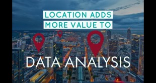 Location adds more value to data analysis, believes Tapan Patel of SAS