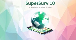 New Features in SuperSurv 10: Custom Coordinate System