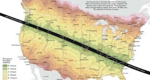 Public Safety Planning with GIS for the Solar Eclipse