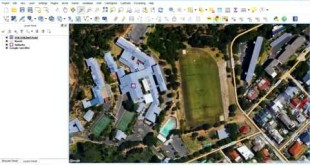 QGIS and Google Earth