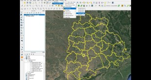 QGIS – Openlayers Plugin – Add google, osm, bing basemaps as background