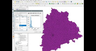 QGIS – Statist – Display Statistics such as count, sum, min, max, etc