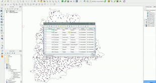 QGIS – XyTools – Save x y from shapefile attribute table to point shapefile
