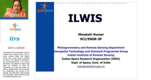 07 Sep 2017_Demonstration Image Processing _ILWIS Handson_Mrs Minakshi Kumar
