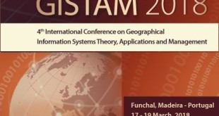 The 4th International Conference on Geographical Information Systems Theory, Applications and Management (GISTAM 2018)